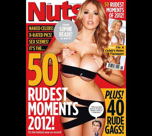 Nuts UK 20121116