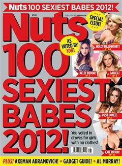 Nuts UK 20121130