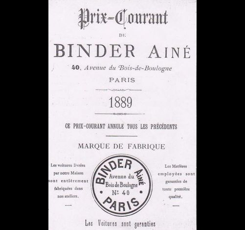 BINDER AINE
