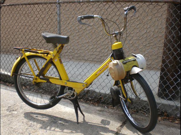 1974 Velosolex 4600 V1 CLeo-s-yellow-1974-4600-V11198