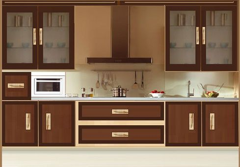 Mueble de cocina empotrada imagui for Diseno muebles cocina