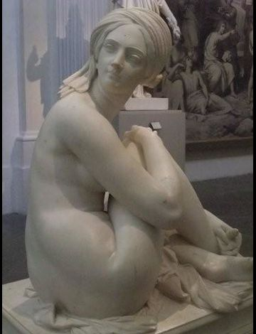 09 James Pradier Odalisque 1841
