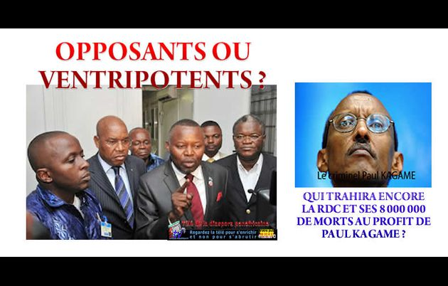 RDC-OPPOSTION OU VENTRIPOTENTS