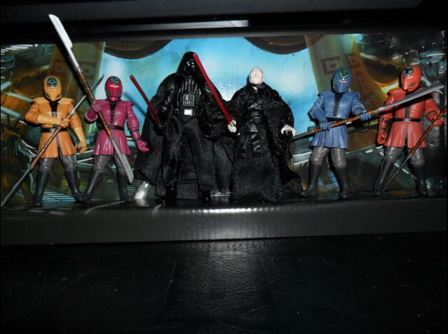 Collection n°182: janosolo kenner hasbro Crimson-empire