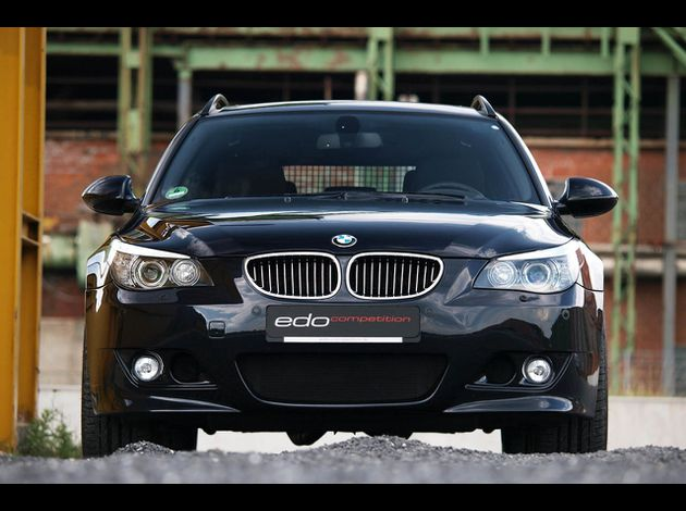 2011 Edo Competition BMW M5 Dark Edition 4