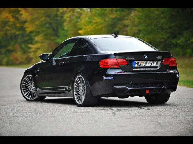 G Power BMW M3 E92 5