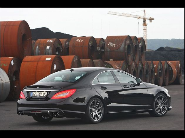 2012 Carlsson Mercedes-Benz CLS CK63 RS 1