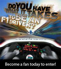 Abu Dhabi - Do you have what it takes to be an F1 driver