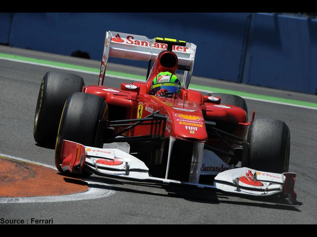 Ferrari -Felipe Massa