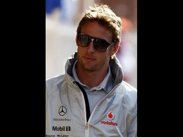 McLaren - Jenson Button