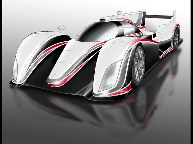 Toyota - Toyota LMP1