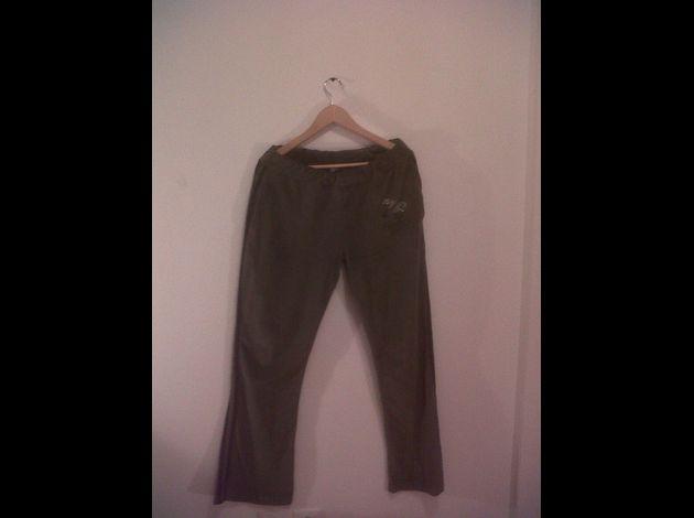 26 : pantalon de jogging peau de peche NEUF