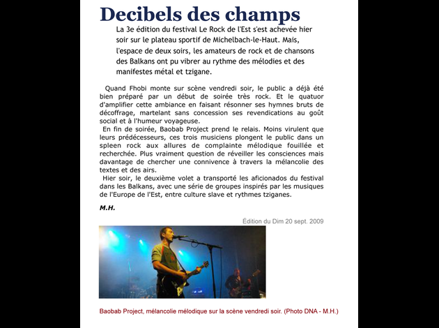 20092009-FRE09-Decibels Champs