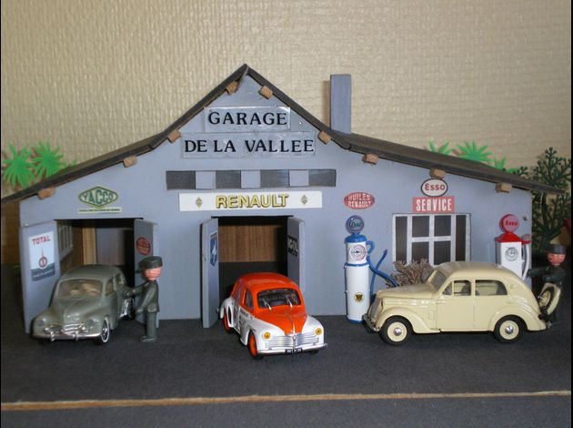 Garage De La Vallee : garage de la vall e 1950 ~ Gottalentnigeria.com Avis de Voitures