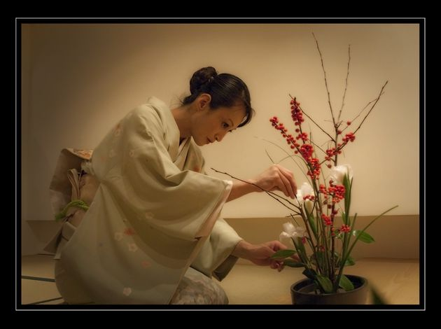 Ikebana 01