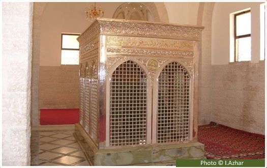 Mausole de Sayyiduna Zayd Ibn Haritha (Jordanie)