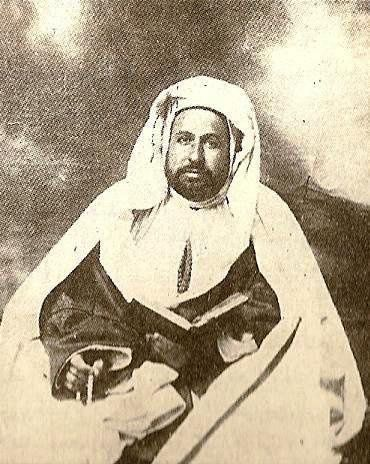 Shaykh Ahmad Ibn Al 'Abbas At Tazi (Maroc)