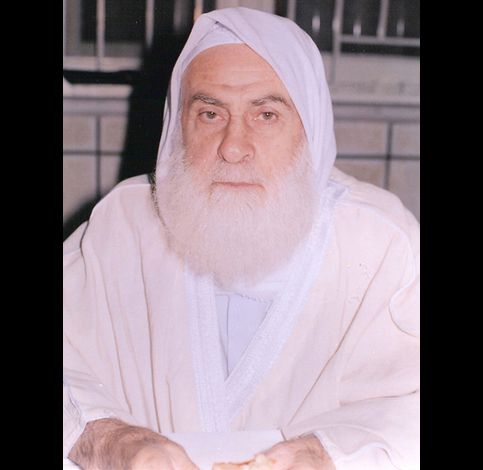 Shaykh Muhammad Ul 'Adb Al Kallas (Syrie)
