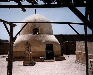 Mausole de l'Imm Ibn Ab Jamrah (Caire - Egypte)