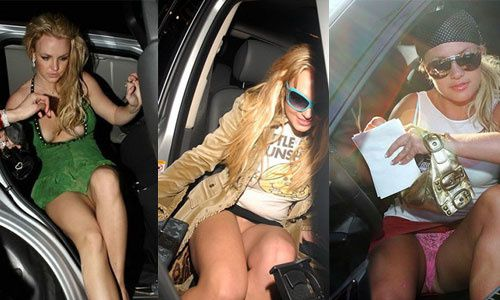 Les Stars Nues : Britney Spears - 162 photos - 29 vidos