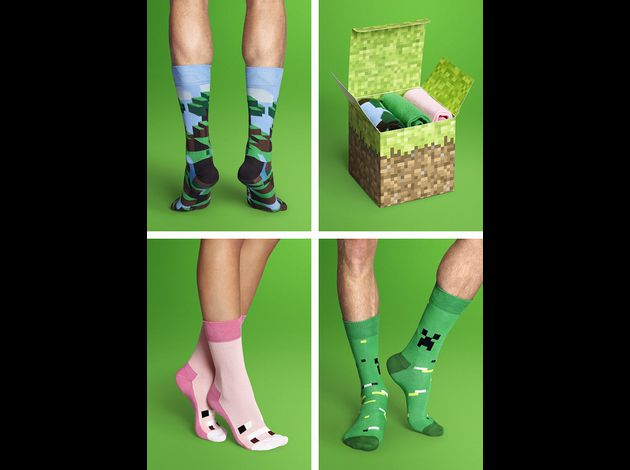 minecraft socks