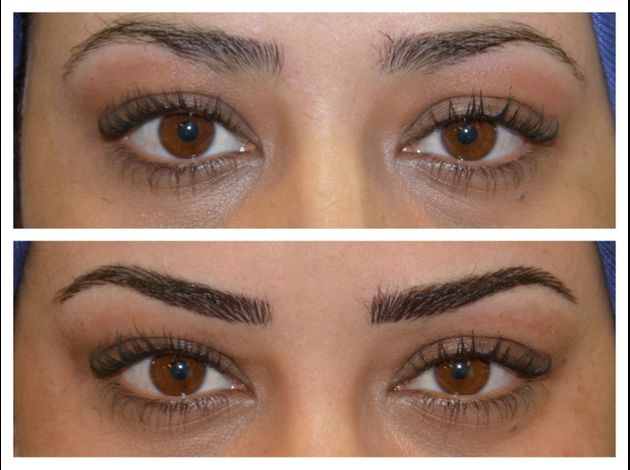 Maquillage Permanent Sourcils Poil A Poil Hairstroke Jpg  Dream Home
