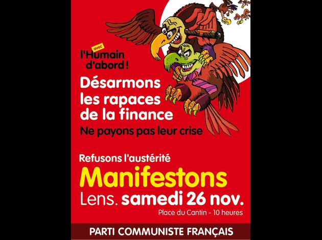 26 nov- 2011 Affiche PCF62