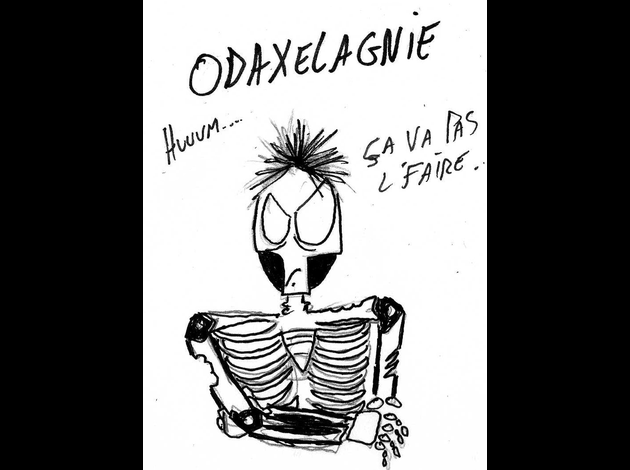 Odaxelagnie