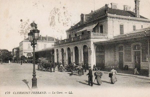 Gare de Clermont-Ferrand