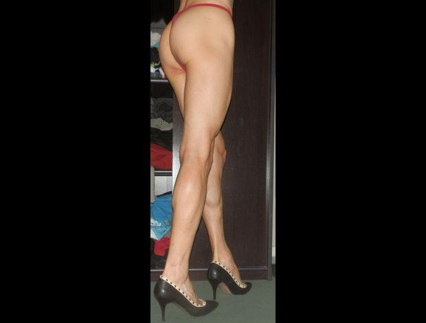 jambes cambré