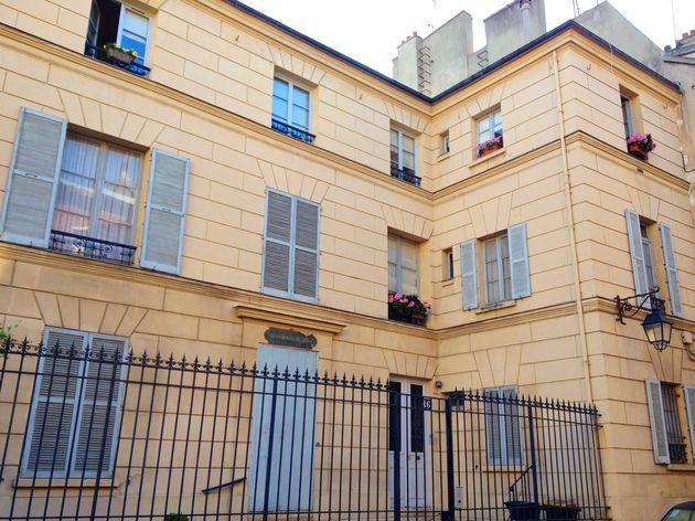 Hôtel de Retz 16 rue de l'aigle d'or Saint-Germain-en-Laye