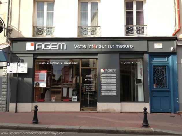 Agem aménagement, 41 rue de Paris 78100 St-Germain-en-Laye
