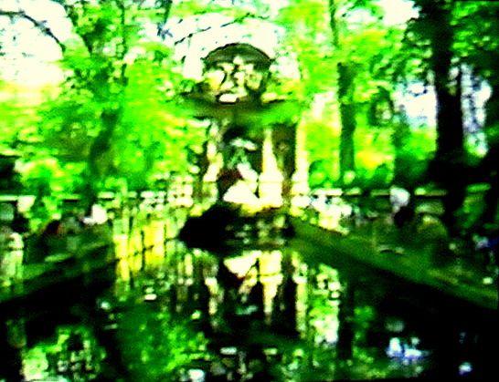 Paris le jardin du luxembourg 2 le blog totems par for Jardin gratuit paris