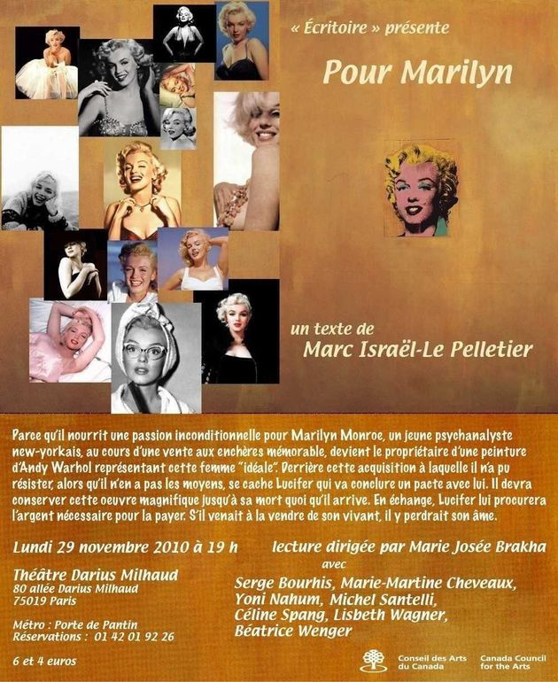 Pour Marilyn