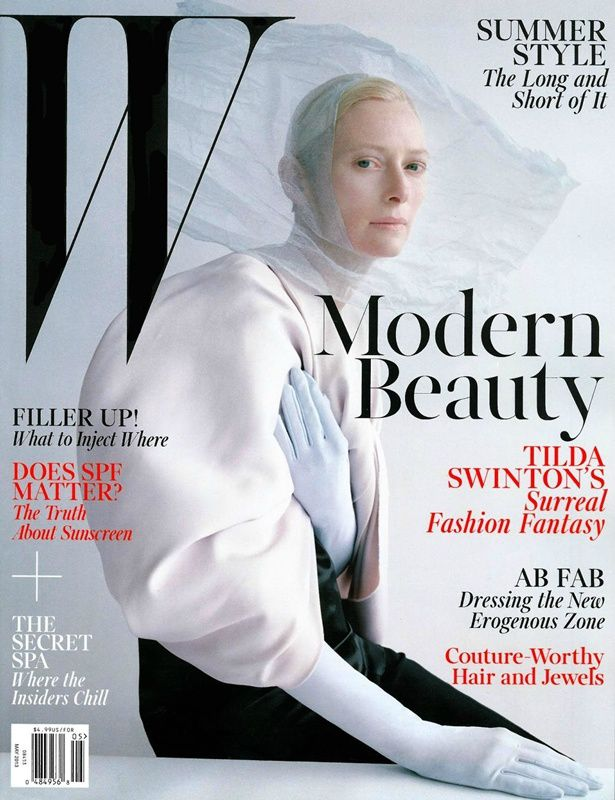 tilda swinton tim walker w magazine, may 2013 01