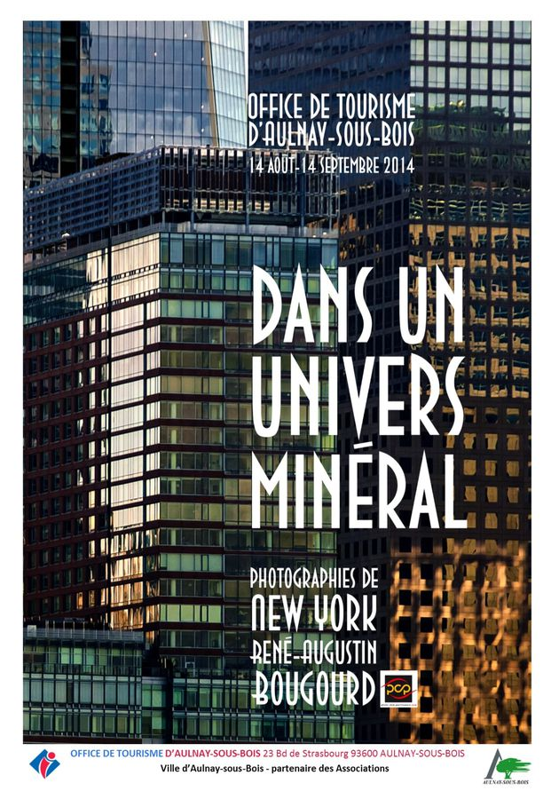 Ren augustin bougourd expose ses photographies de new york l office de tourisme d aulnay sous - Office de tourisme de new york ...