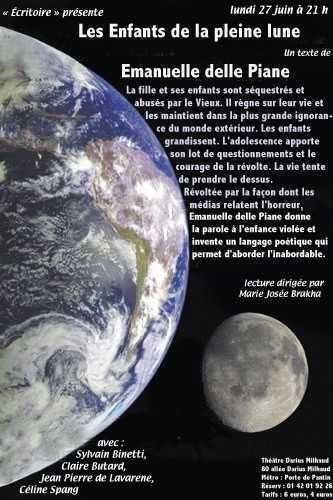 Enfants de la pleine lune