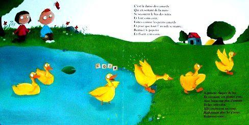 La danse des canards 3