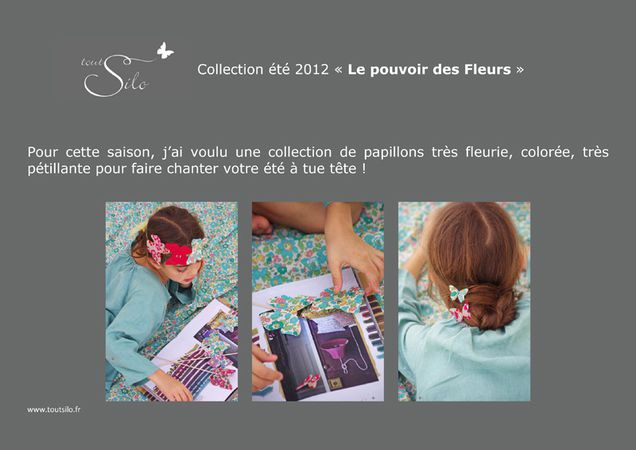collection été 20123