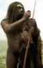neandertalien paleanthropien primate