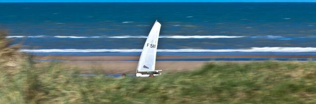 CHAR A VOILE - 006-2