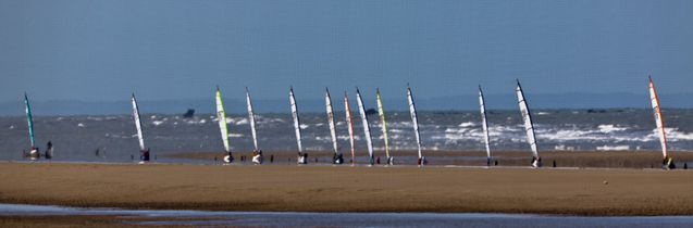 CHAR A VOILE - 050-2