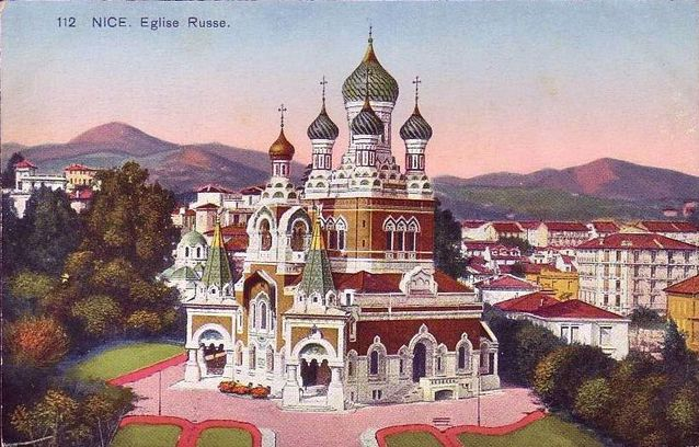 Nice-Eglise-russe