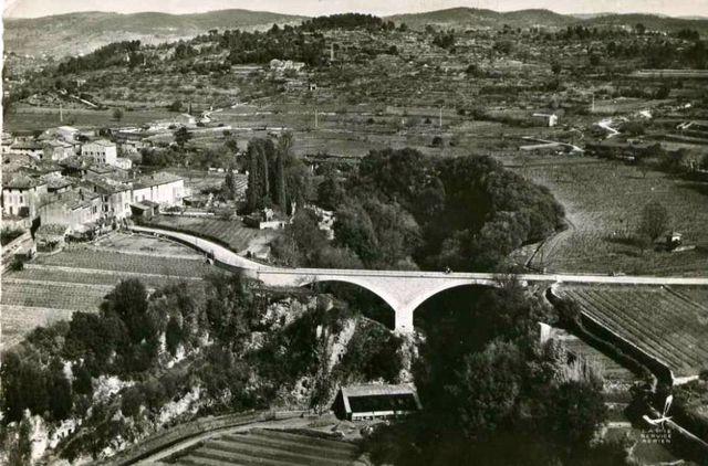 Pont de la Motte et pisciculture