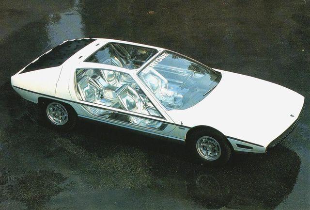 lamborghini marzal 1967 top