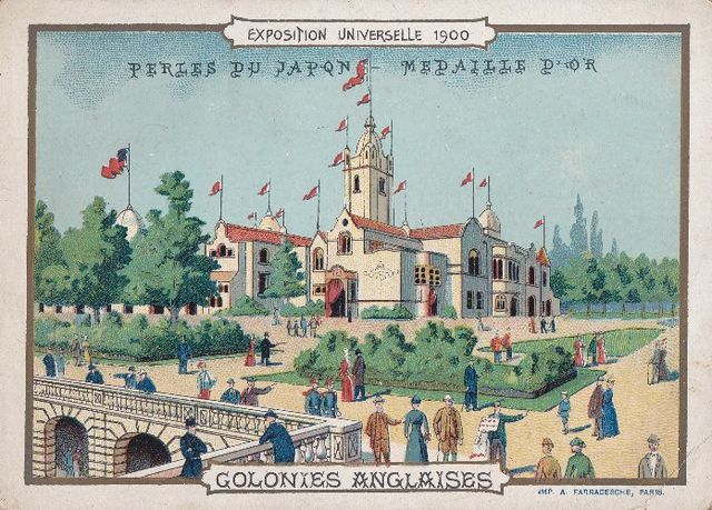 Colonies Anglaises