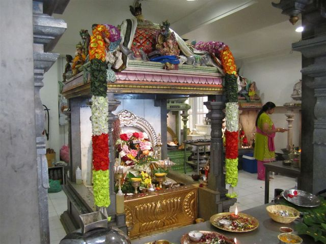 Temple hindou Ganesh Paris