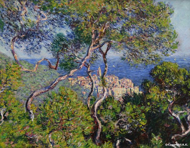 1Monet bordighera