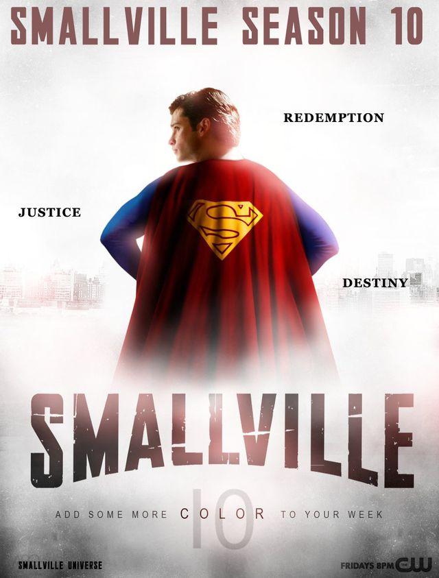 Smallville saison 10 liste des episodes (no streaming)