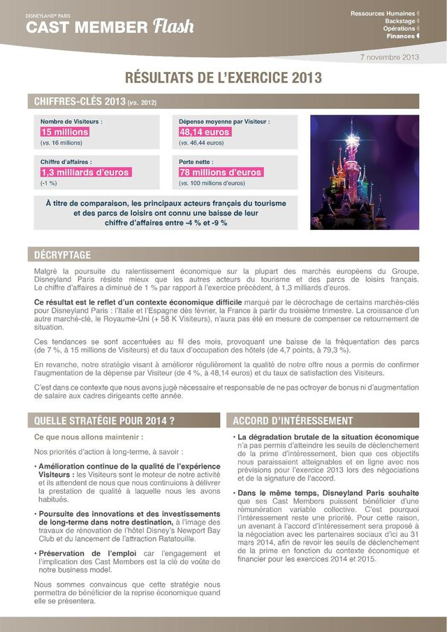 CMF Resultats Annuels FY13